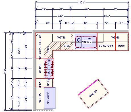 Kitchen Design Using 20 20 Kitchen And Bath Design Software